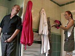 نصب دوربین مخفی زیرنویس سکسی در خانه قبل از سفر کسب و کار